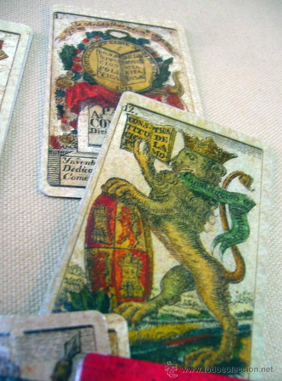 Barajas de cartas: BARAJA , BARAJA DE CARTAS, COMPLETA, FALLERA, 40 CARTAS - Foto 4 - 36274418