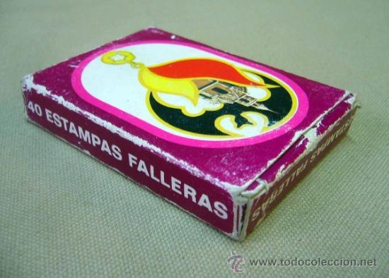 Barajas de cartas: BARAJA , BARAJA DE CARTAS, COMPLETA, FALLERA, 40 CARTAS - Foto 2 - 36274418
