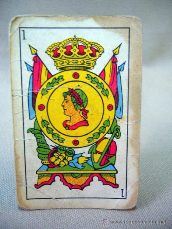 Barajas de cartas: BARAJA , BARAJA DE CARTAS, 40 CARTAS, COMPLETA, FOURNIER, TITI - Foto 9 - 36274325