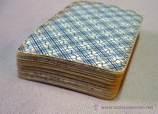 Barajas de cartas: BARAJA , BARAJA DE CARTAS, 40 CARTAS, COMPLETA, FOURNIER, TITI - Foto 3 - 36274325