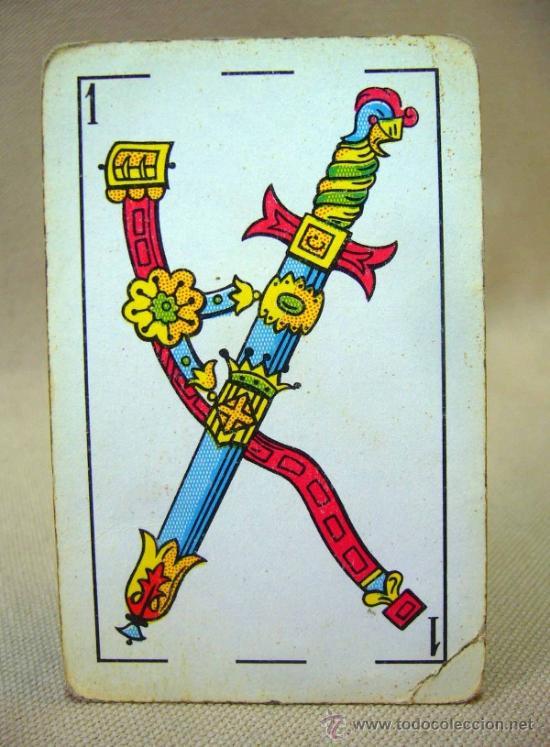Barajas de cartas: BARAJA , BARAJA DE CARTAS, 50 CARTAS, COMPLETA, FOURNIER, Nº 35 - Foto 3 - 36274287