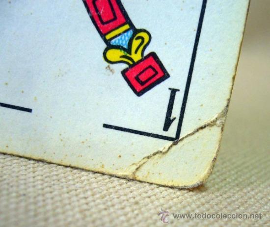 Barajas de cartas: BARAJA , BARAJA DE CARTAS, 50 CARTAS, COMPLETA, FOURNIER, Nº 35 - Foto 2 - 36274287