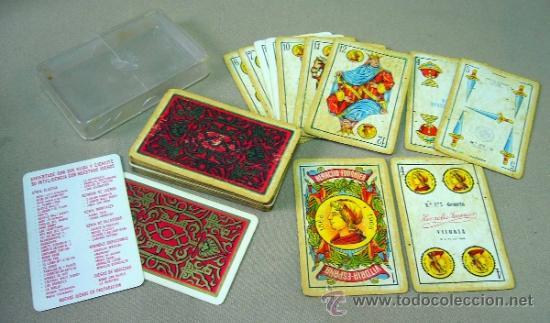 Barajas de cartas: BARAJA , BARAJA DE CARTAS, 40 CARTAS, COMPLETA, COMAS - Foto 9 - 36273929
