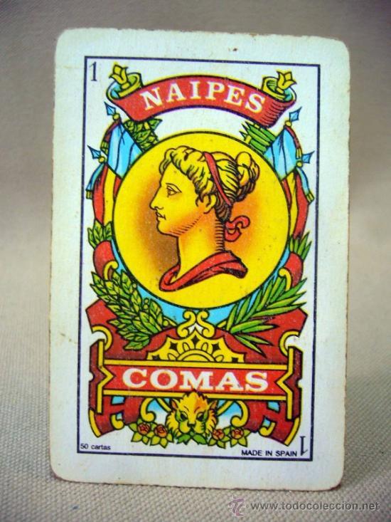 Barajas de cartas: BARAJA , BARAJA DE CARTAS, 40 CARTAS, COMPLETA, COMAS - Foto 7 - 36273929