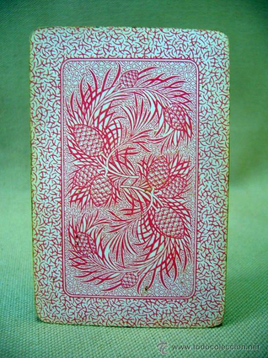 Barajas de cartas: BARAJA , BARAJA DE CARTAS, 40 CARTAS, COMPLETA, COMAS - Foto 2 - 36273929