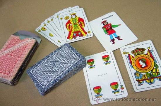 Barajas de cartas: BARAJA , BARAJA DE CARTAS, MAS REYNALS, 50 CARTAS, COMPLETA, BARCELONA - Foto 5 - 36273712