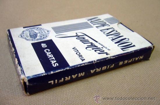 Barajas de cartas: BARAJA PUBLICITARIA, BARAJA DE CARTAS, RITMO SEAT, 40 CARTAS, COMPLETA - Foto 8 - 36273286