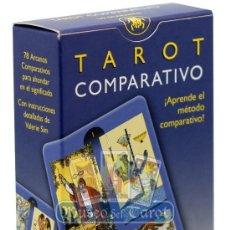 Barajas de cartas: TAROT COMPARATIVO. Lote 35923764