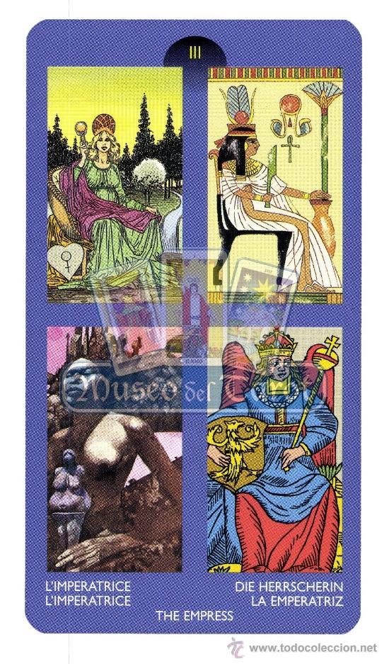 Barajas de cartas: Tarot Comparativo - Foto 2 - 35923764