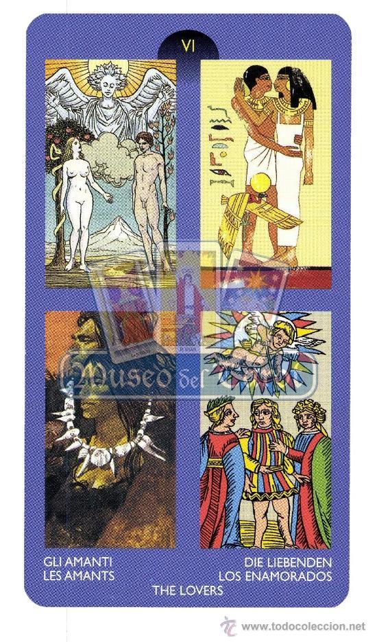 Barajas de cartas: Tarot Comparativo - Foto 3 - 35923764