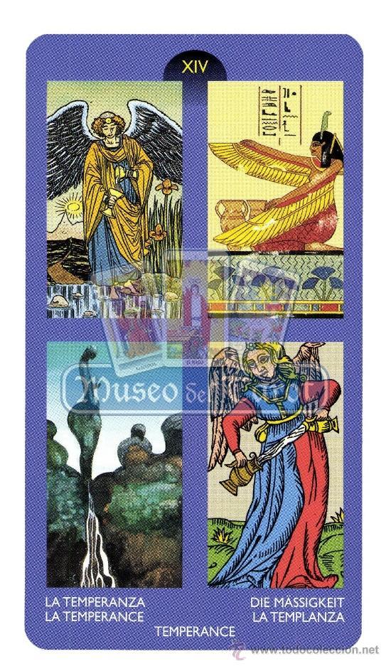 Barajas de cartas: Tarot Comparativo - Foto 4 - 35923764