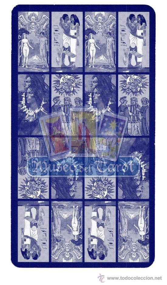 Barajas de cartas: Tarot Comparativo - Foto 5 - 35923764