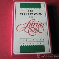 Barajas de cartas: (C)-BARAJA/CARTAS/NAIPES-HERACLIO FOURNIER-FARIAS-NUEVA-VER FOTOS.. Lote 36045092