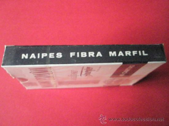 Barajas de cartas: (C)-BARAJA/CARTAS/NAIPES-HERACLIO FOURNIER-PUBLICIDAD PACHARÄN ZOCO-PRECINTADA. - Foto 3 - 35969260
