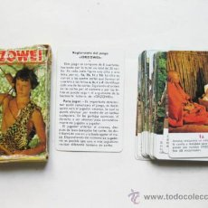 Jeux de cartes: BARAJA FOURNIER - ORZOWEI - 1978. Lote 36045029