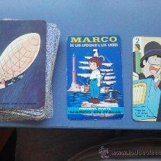 Barajas de cartas: BARAJA INFANTIL COMPLETA SIN CAJA BARAJA DE MARCOS . Lote 36141624