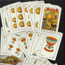 Barajas de cartas: RARA BARAJA ESPAÑOLA DE COLECCION . Lote 36166354