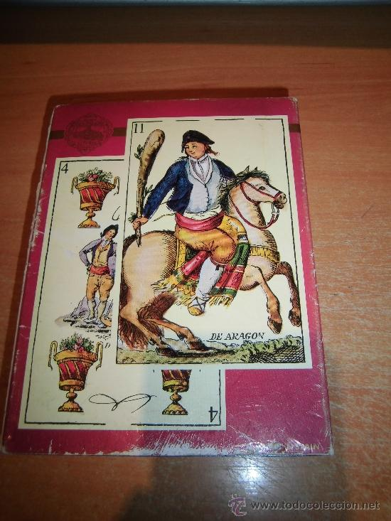Barajas de cartas: BARAJA GOYESCA 1815 REPLICA DISEÑO CLEMENTE DE ROJAS FOURNIER - Foto 6 - 98174110