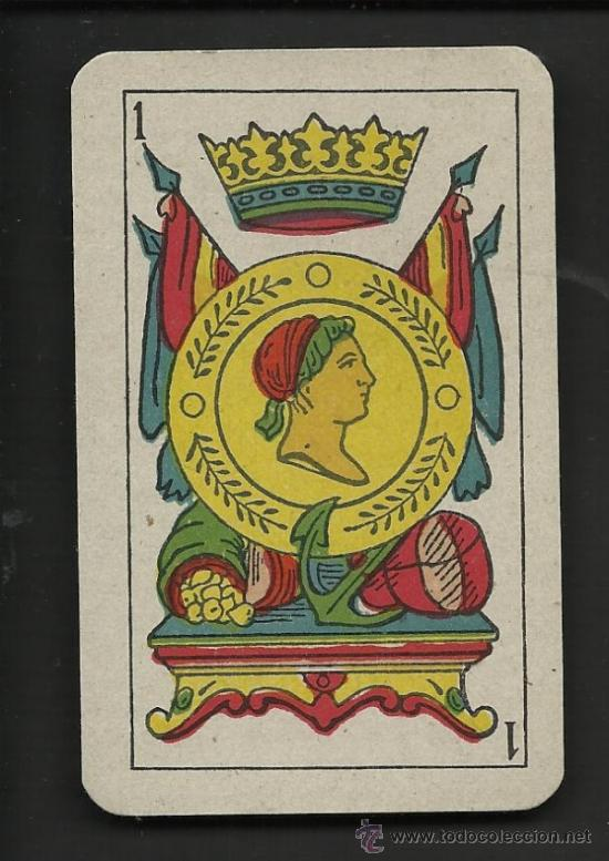 BARAJA DE CARTAS - JUAN ROURA - COMPLETA 48 CARTAS - VER FOTOS - (CR-153) (Juguetes y Juegos - Cartas y Naipes - Baraja Española)