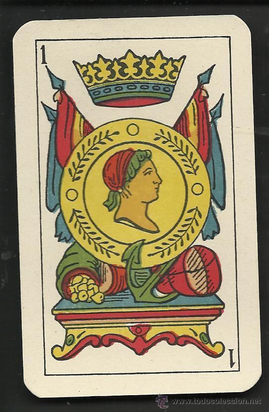 BARAJA DE CARTAS - JUAN ROURA - COMPLETA 48 CARTAS - VER FOTOS - (CR-155) (Juguetes y Juegos - Cartas y Naipes - Baraja Española)