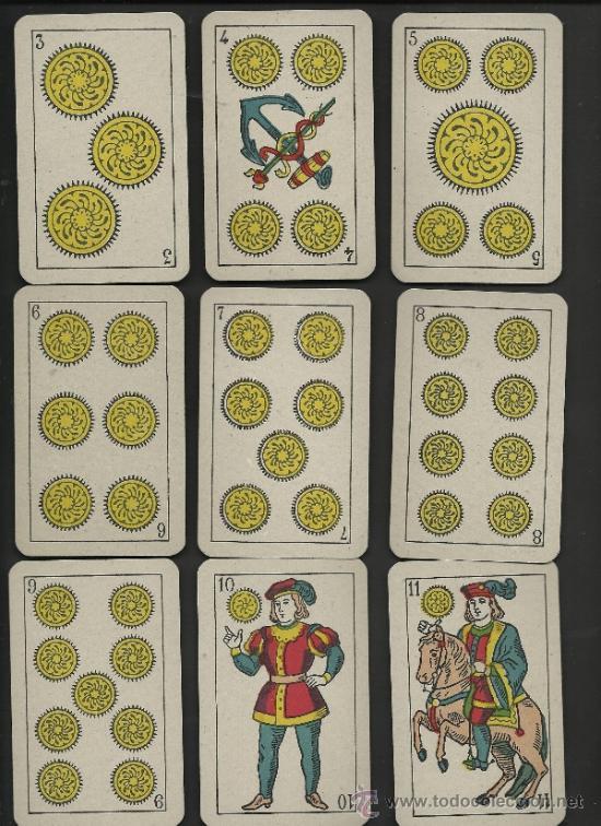 Barajas de cartas: BARAJA DE CARTAS - JUAN ROURA - COMPLETA 48 CARTAS - VER FOTOS - (CR-153) - Foto 4 - 36263244