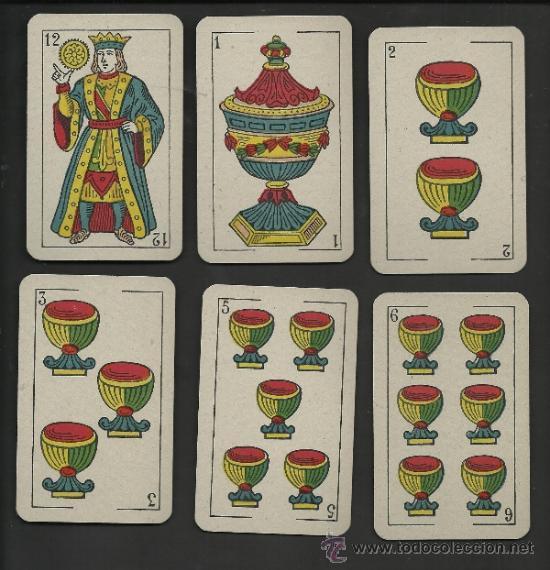 Barajas de cartas: BARAJA DE CARTAS - JUAN ROURA - COMPLETA 48 CARTAS - VER FOTOS - (CR-153) - Foto 5 - 36263244
