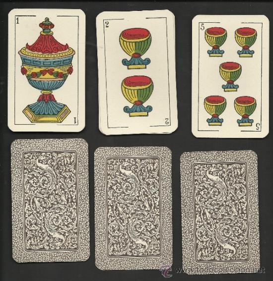 Barajas de cartas: BARAJA DE CARTAS - JUAN ROURA - COMPLETA 48 CARTAS - VER FOTOS - (CR-155) - Foto 5 - 36263326