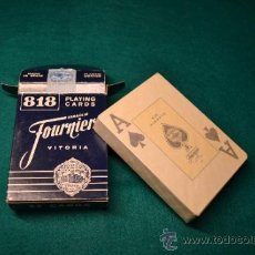 Barajas de cartas: BARAJA CARTAS POKER FOURNIER. Lote 36303066