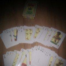 Barajas de cartas: BARAJA DE CARTAS