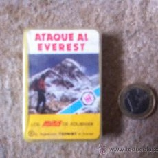 Barajas de cartas: ATAQUE ALA EVEREST.HERACLIO FOURNIER.MINI. Lote 36349114