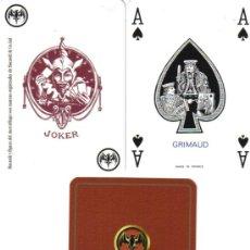 Barajas de cartas: BARAJA PUBLICITARIA RON 5 AÑOS BACARDI-GRIMAUD-FRANCE. Lote 36360402