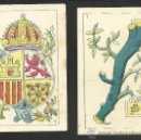 Barajas de cartas: BARAJA APELES MESTRES - COSTA VALERO LISBOA - COMPLETA 52 CARTAS - VER FOTOS ADIC.- (CR-176). Lote 36387326