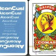 Barajas de cartas: ALCONCUSI - BARAJA ESPAÑOLA 40 CARTAS. Lote 36387353