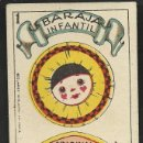 Barajas de cartas: BARAJA INFANTIL - ORIGINAL DE J. PEREZ DEL MURO - COMPLETA 40 CARTAS - VER FOTOS ADIC.- (CR-177). Lote 36388934