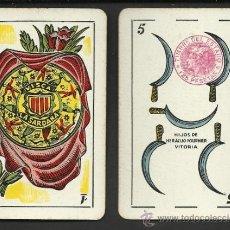 Barajas de cartas - BARAJA CATALANA -AÑOS 30 ORIGINAL - COMPLETA 48 CARTAS - CON ESTUCHE - VER FOTOS ADIC. - (CR-178) - 36389008