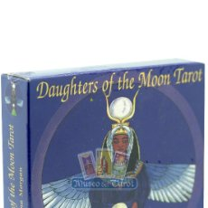 Barajas de cartas: DAUGHTERS OF THE MOON TAROT. Lote 36437891