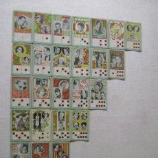 Barajas de cartas: BARAJA DOMINO.28 CARTAS. Lote 36494044