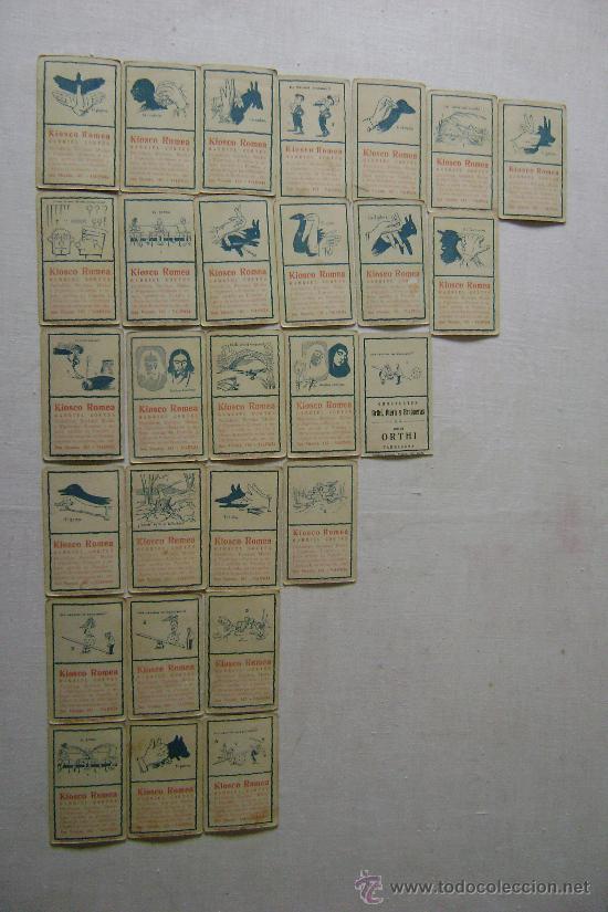 Barajas de cartas: BARAJA DOMINO.28 CARTAS - Foto 4 - 36494044