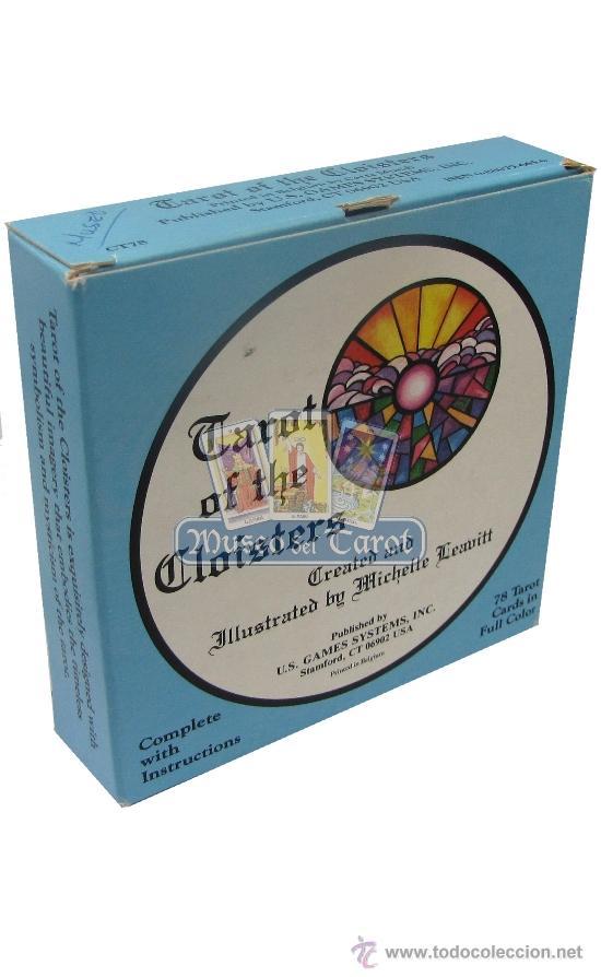 TAROT OF THE CLOISTERS (Juguetes y Juegos - Cartas y Naipes - Barajas Tarot)