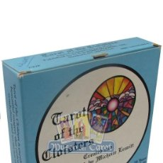 Barajas de cartas: TAROT OF THE CLOISTERS. Lote 36533252