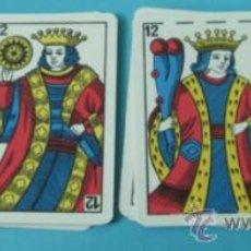 Barajas de cartas: BARAJA CARTES SURFINES CON 40 CARTAS. PUBLICIDAD INOXYDABLE VICO. 40 CARTAS. Lote 36533724