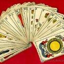 Barajas de cartas: BARAJA B.P. GRIMAUD , ANTIGUA , 40 NAIPES , CLASICA ESPAÑOLA , ORIGINAL ,C. Lote 36557797