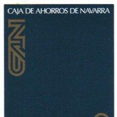 Barajas de cartas: BARAJA ESPAÑOLA PUBLICITARIA CAJA NAVARRA-FOURNIER-AÑOS 90. Lote 36594004