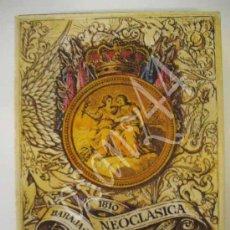 Barajas de cartas: BARAJA ESPAÑOLA NEOCLÁSICA 1977. Lote 27947080