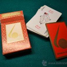 Barajas de cartas - Baraja Poker World Airways - 36752853