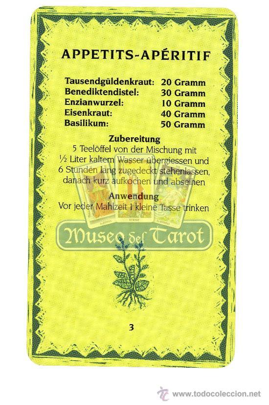 Barajas de cartas: Heilkräuterkarten - Foto 2 - 36761931