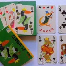 Barajas de cartas: BARAJA CLASSIC 32 - PLAYING CARDS . Lote 37011261