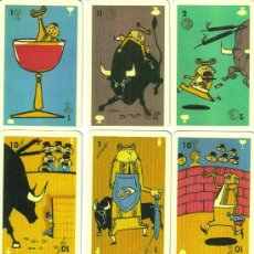 Barajas de cartas: BARAJA ESPAÑOLA TAURINA-AÑO 2013. Lote 41718439