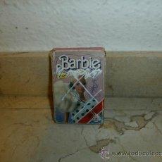 Barajas de cartas: BARBIE BARAJA DE CARTAS HERACLIO FOURNIER 1989, 111-1. Lote 86155767