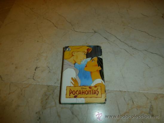 BARAJA POCAHONTAS 2, HERACLIO FOURNIER, 111-1 (Juguetes y Juegos - Cartas y Naipes - Barajas Infantiles)